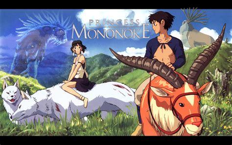 princess mononoke 30 years of ghibli princess mononoke entropy