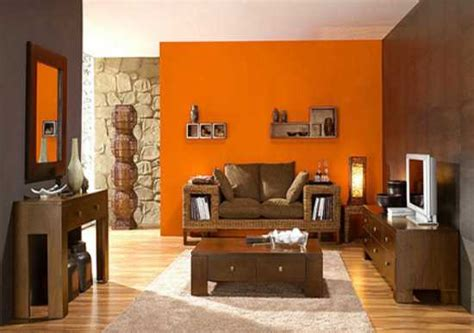 orange and brown home decor 22 modern interior design ideas blending brown and orange
