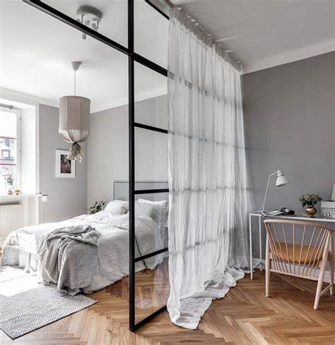 how to partition a bedroom best 25 bedroom divider ideas on pinterest wood partition