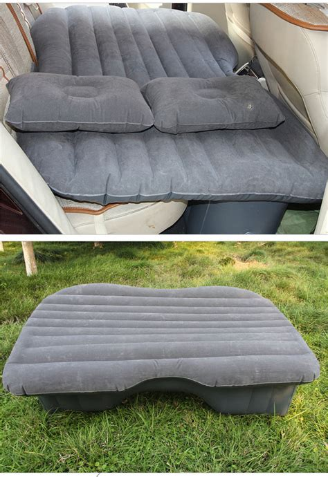 Size Cer Mattress by Car Travel Air Bed Mattress Outdoor Sofa Black