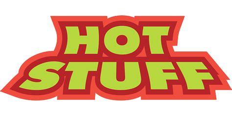 hot stuff 4 letters hot words stuff saying joke attractive word public