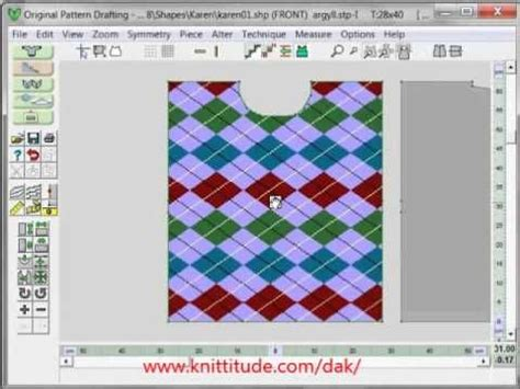 tutorial software design patterns 10 best images about knitting software on pinterest