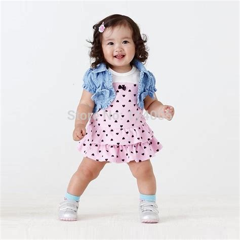 Limited Baby Dress baby clothes limited vest 2015 new baby s casual clothing sets jacket dress