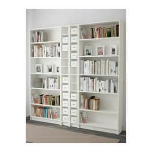 bathroom white shelves billy gnedby bookcase white 200x202x28 cm ikea