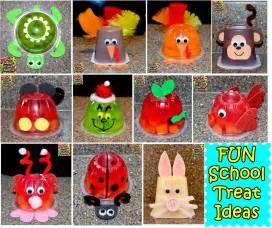 kids school treat and snack ideas
