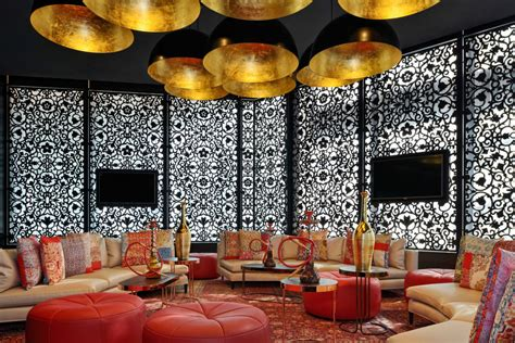Arabische Chill Out by Tour Zurich S Most Stylish New Hotel