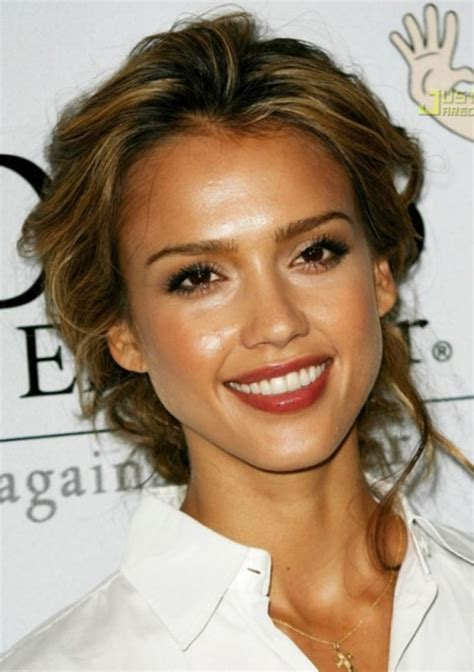 hairstyles jessica alba celebrity jessica alba hair changes photos video