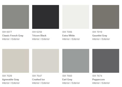 sw colors sherwin williams anew gray living room pinterest