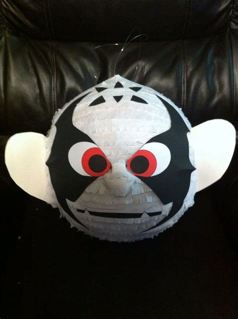 Kaos I Can I Will I Did skylander giants kaos custom skylanders pinata i