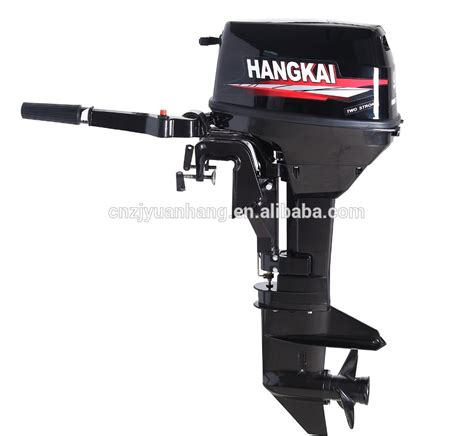 types of boat engines new condition and gasoline fuel type 12hp 2 stroke