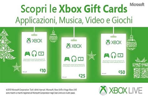waldenbooks gift cards 2013 natale 2013 microsoft presenta le xbox gift cards