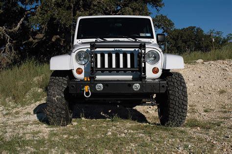 Jeep Metal Bumper Pronghorn Alpha A T C6 S Jeep Wrangler Front Bumper
