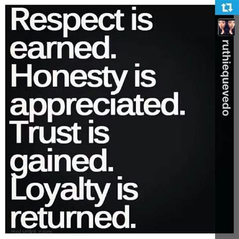 quotes and loyalty trust respect loyalty quotes quotesgram