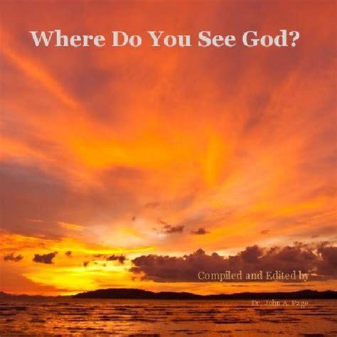 sees god where do you see god blurb books