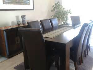 Dining Room Furniture Coricraft Coricraft Dining Room Table Sideboard And Chairs Value R