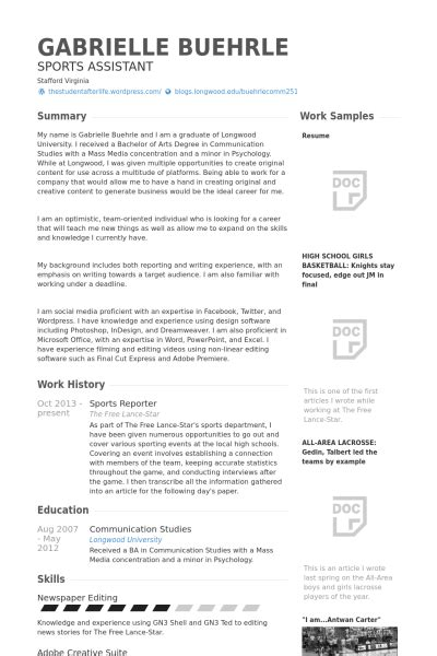 Reporter Resume by Journalist Resume Sle Resume Ideas