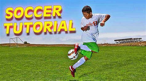 football skill moves tutorial how to do henry heel flick soccer skill tutorial youtube