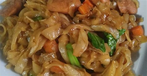 resep aneka masakan sosis enak  sederhana cookpad