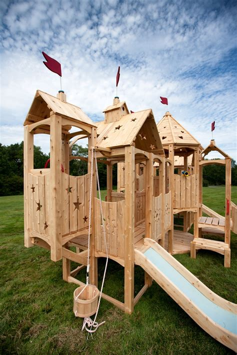 castle swing set plans free castle swing set plans woodworking projects plans