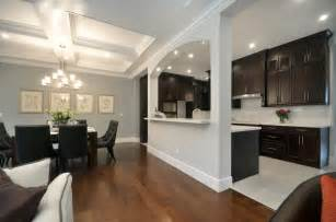 open kitchens open kitchen break down a wall for the home pinterest grey walls videos and small kitchens