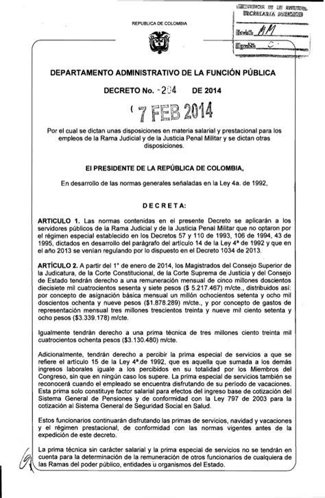 decreto 172 2277 2014jpgw584 decreto 204 del 07 de febrero de 2014