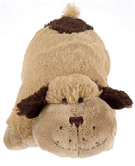 snuggly puppy pillow pet nephew and niece gifts