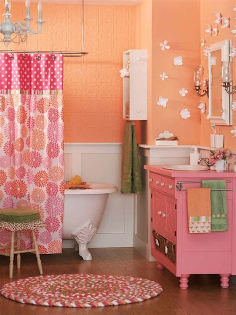 girly bathroom bathroom ideas