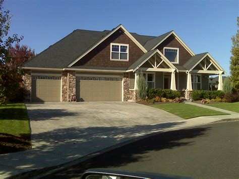 great ranch house plans with 3 car garage house design and