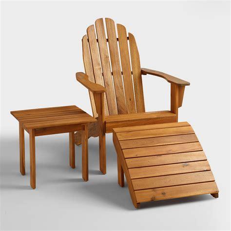 World Market Adirondack Chair by Adirondack Collection World Market