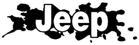 jeep logo black jeep decals jeep emblem