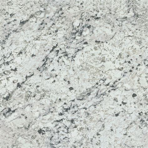 Ogee Edge Laminate Countertop Trim, White Ice Granite