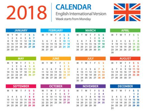 Calendar 2018 Showing Bank Holidays Holidays 2018 Take 24 Days Using Just 14 Days Of