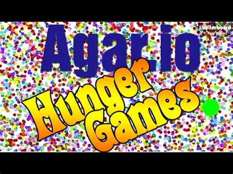 Mod Hunger Games Agar Io | agar io hunger games mod přežijem sežerem všechnyyy