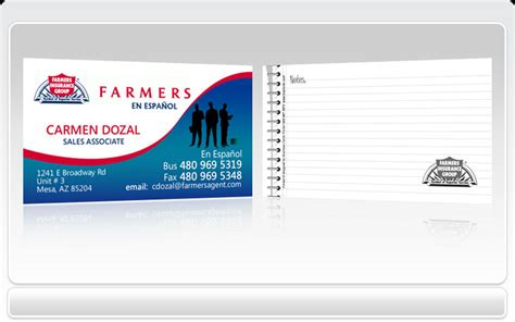 Farmers Insurance Business Card Template by Insurance Business Cards Choice Image Business Card Template