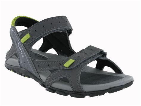 mens velcro sandals uk hi tec laguna walking trail velcro comfort sports mens