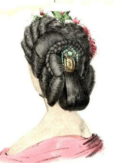 1000+ images about 1800's hairstyles on pinterest