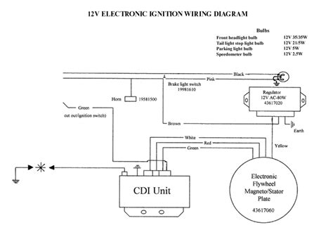 4 wire stator wiring diagram get free image about wiring