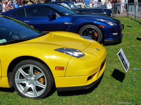 Nissan Acura by Poll Which One Is The Prettiest The Acura Nsx Or Nissan