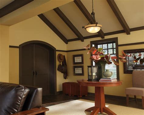 Celebrating Home Interiors by Design A Craftsman Living Room Home Remodeling Ideas