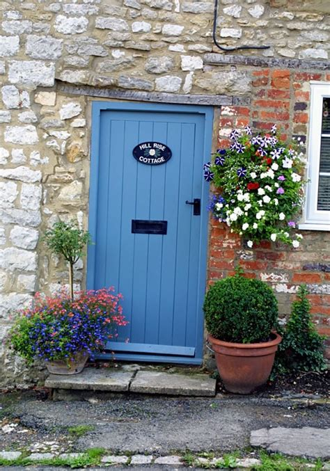 Cottage Front Door The Cottages Front Door Garden