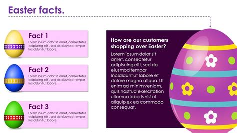 facts about easter easter egg facts animated powerpoint slide youtube