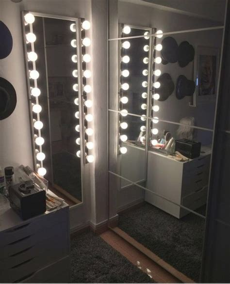 Floor Mirror With Lights by Home Accessory Illuminated Light Mirror Floor Mirror