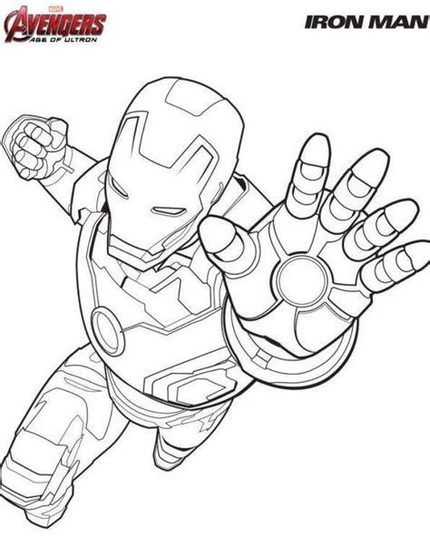 imagenes para dibujar iron man iron man los vengadores dibujalandia