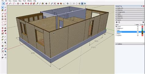 google sketchup house tutorial google sketchup home design tutorial house design plans