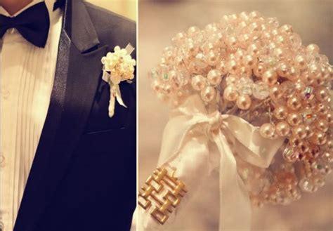 unique wedding idea – non floral wedding bouquets
