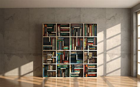 abc bookcase saporiti
