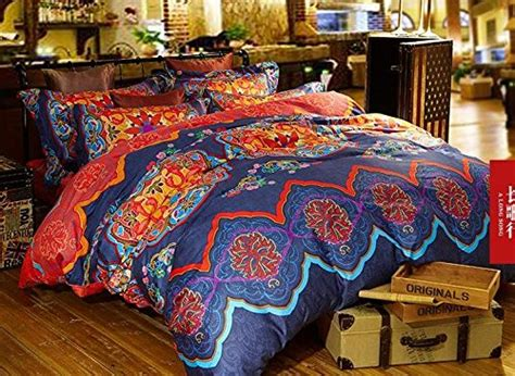 Cliab Moroccan Bedding Bohemian Bedding Sets Full Queen Moroccan Style Bedding Sets