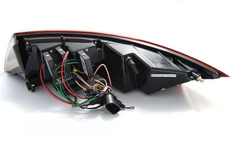 Audi Tt 8j Led Rückleuchten by Audi Tt 8j Baglygter Led Light Sort Astina Dk