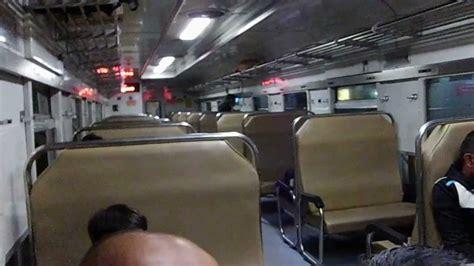 Denah Tempat Duduk Kereta Api Gajah Wong | interior ka ekonomi ac gajahwong youtube