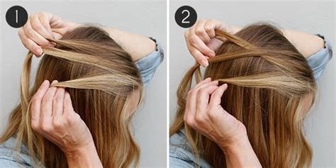 waterfall hairstyle step by step how to create a waterfall braid that wows divine caroline
